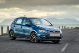 VW Polo Diesel or Similar