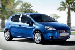 Fiat Grande Punto or Similar