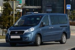Fiat Scudo Diesel or Similar