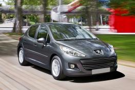 Peugeot 207 or Similar