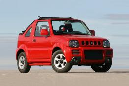 Suzuki Jimny or Similar