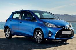 Toyota Yaris Aut. Diesel or Similar
