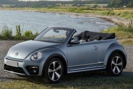 VW Beetle Cabrio or Similar