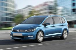 VW Touran Aut. Diesel or Similar